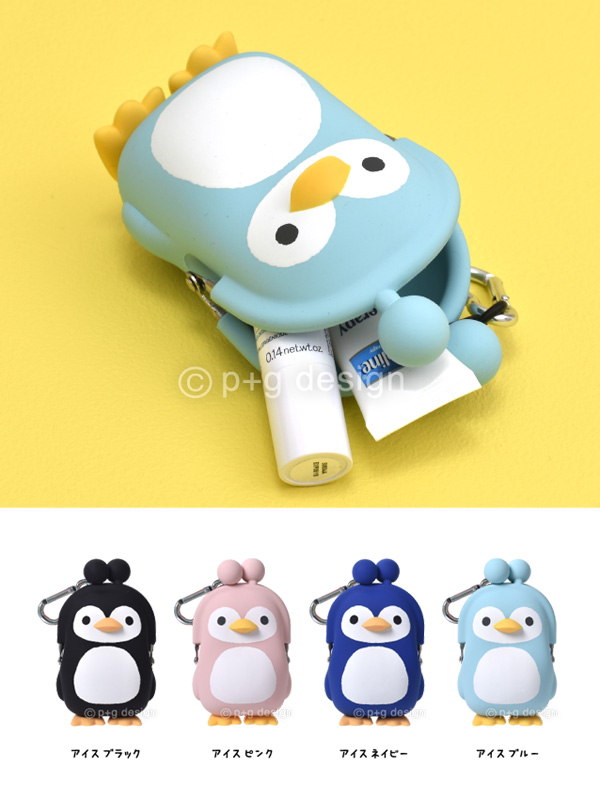 3D POCHI FRIENDS PENGUIN