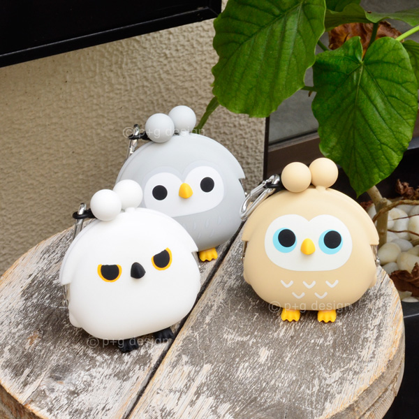 3D POCHI FRIENDS OWL