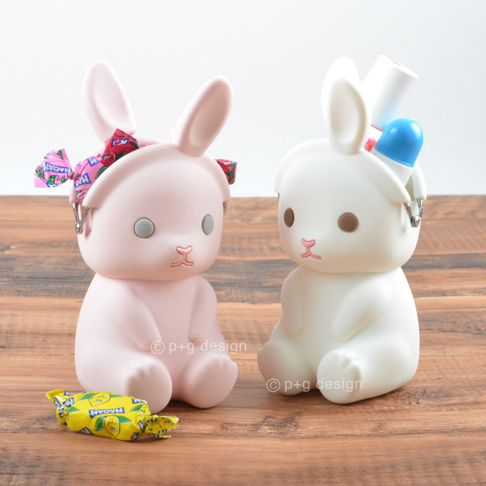 3D POCHI FRIENDS RABBIT