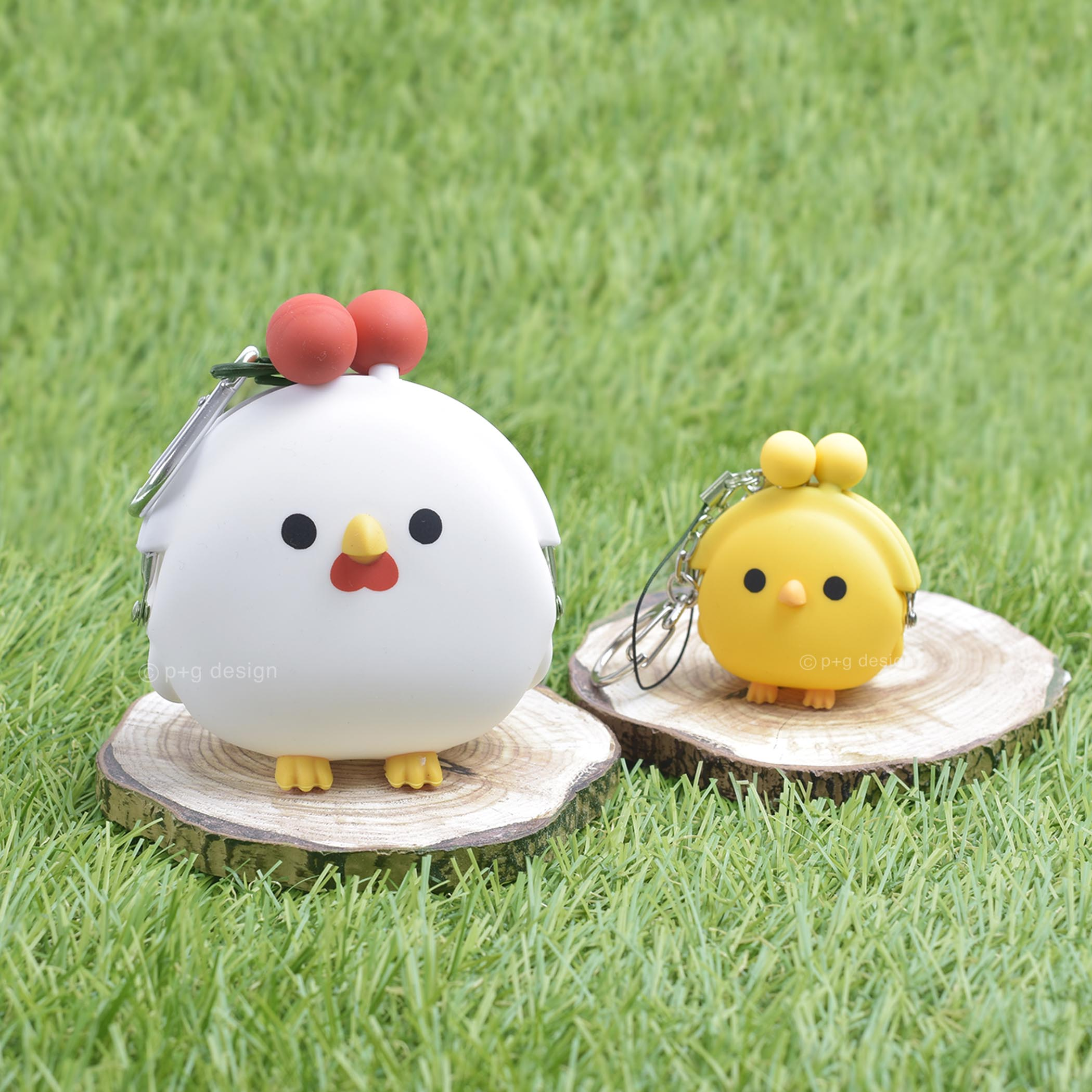3D POCHI FRIENDS BIRD/