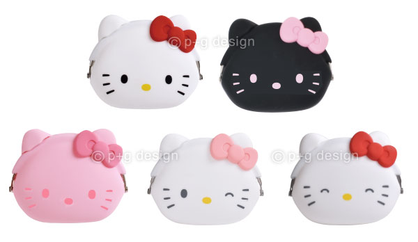 mimi POCHI HELLO KITTY LINE UP