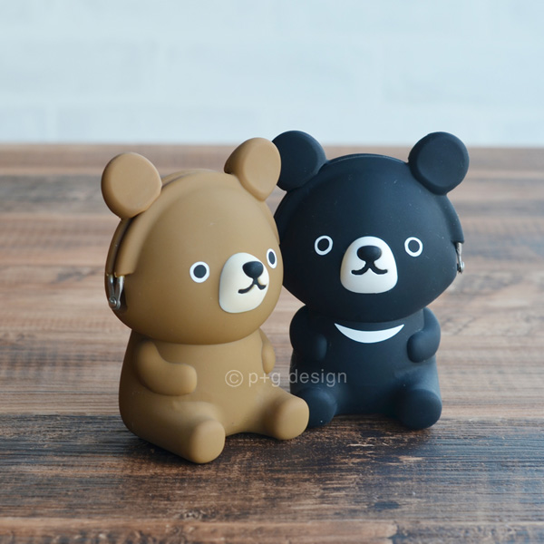 3D POCHI FRIENDS BEAR