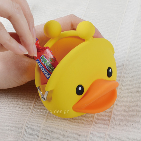 3D POCHI FRIENDS DUCK